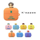 Official BTS Figure Jelly Airpods Pro Case Cover 100% Authentic KPOP Goods
