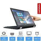 "Best Lenovo Touchscreen Laptop Yoga 510 - 14"" Amd A6 4gb Ram 1tb Hdd, Windows 10"