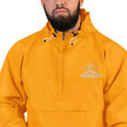 Duck Hunting - Embroidered Champion Packable Wind Rain Jacket