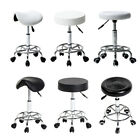 Adjustable Salon Stool Beauty Barber Chair Hairdressing Swivel Massage Spa