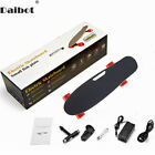 4 Wheels Electric Skateboard 150W Single Hub Motor With Remote Control          image