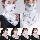Breathable Floral Face Mask Reusable Washable Windproof Sport Cycling Covers US