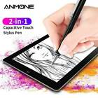 2 In 1 Stylus For Smartphone Tablet Screen Pen for ipad Suitable Android device
