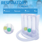 Incentive Breathing Exerciser Instrument Three Ball Respiratory Spirometer Lung $15.14 USD on eBay