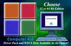 Windows 8.1 - Install - Restore - Repair - Recovery - DVD - Pick 32/64 Version