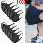 10x Face Marsk-Face Mouth & Nose Protect Reusable Cycling Filter Dust Marsks