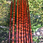 3X Smooth Round Snakewood Stick for Knitting Needles Timber Woodworking Lumber