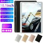 """New 10.1"""" Tablet Pc 8+64g Hd Android 8.0 4g Wifi/wlan  Dual Sim Cam Gps 2020"""