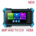 UPGRADE HD 4.0 CCTV Tester Monitor 4K H.265 IP CVI TVI AHD CVBS Camera tester