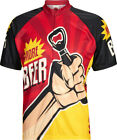 World Jerseys More Beer Men's Cycling Jersey