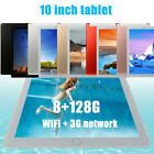 """10.1"""" Hd Wifi/4g-lte Ips Pc Tablet Android 8.0 8g+128g Dual Sim Cam"""