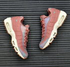 Womens NIKE AIR MAX 95 SE Red Stardust 918413-600 UK5 UK5.5 EUR38.5 EUR39 TN 97