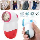 Portable Electric Sweater Clothes Lint Pill Fluff Remover Fabrics Fuzz Shaver