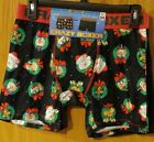 New 2 pack Mens Crazy Boxers Sloth Llama Dogs Unicorn Holiday M & L  -1319