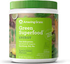 Amazing Grass Green Superfood ENERGY - 30 Servings - Greens Powder Shake Drink