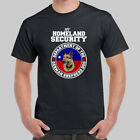 My Homeland Security Department of The German Shepherd Dog T-shirt USA Size