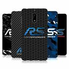 OFFICIAL FORD MOTOR COMPANY RS LOGOS BLACK GEL CASE FOR MICROSOFT NOKIA PHONES