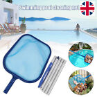 Swimming Pool Salvage Net Pool Landing Cleaner With Aluminium Telescopic Pole Uk