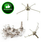 6/12Pcs Archery 100 grain Broadhead Hunting Small Animal Game Judo Arrow Points
