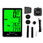 Bicycle Computer MTB Bike Wireless/Wired Backlight Digital Speedometer Odometer