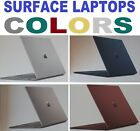 Microsoft Surface Laptop Intel I5 Or I7 8gb 256gb Ssd Byod Cobalt Gold Burgundy