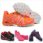 New Women Salomon SpeedCross 3 running shoes outdoor off-road Athletic Shoes