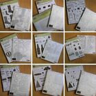 Stampin' Up! Retired Stamp Sets, Punches, and Dies - YOU CHOOSE! Gently used!