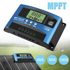Kyпить 40-100A MPPT Solar Panel Regulator Charge Controller 12V/24V Auto Focus Tracking на еВаy.соm