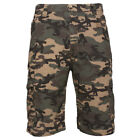 Mens Cargo Cotton Shorts Work Casual Relaxed Fit Pocket <br/> QUICK & FREE SHIPPING and FREE RETURNS, 100% AUTHENTIC.