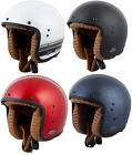 Scorpion Adult Belfast Retro 3/4 Open Face Motorcycle Helmet