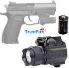 Trustfire Tactical 210LM LED 2Mode Gun Flashlight Pistol Light With 3 battery US