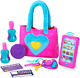 Play-Act My First Purse Pretend Play Purse Toy Set For Little Girls Interactive photo