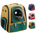 Cat Carrier Backpack Bubble Space Capsule Small Dog Travel Bag Airline Approved