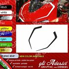Series Adhesives Stickers Compatible DUCATI Panigale Screen No Logo A2