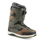 Vans Aura Pro Green Brown Mens 2020 Snowboard Boots