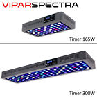 VIPARSPECTRA Timer Control 165W 300W LED Aquarium Light Full Spectrum Coral Reef