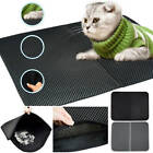 EVA Double Layer Cat Litter Mat Trapper Large Waterproof Tray Box Pad Foldable