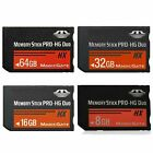 8GB 16GB 32GB 64G Memory Stick Pro Duo Memory Card For Sony PSP 1000 2000 3000