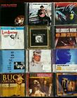 CDS   ROCK, JAZZ, R&B, POP,COUNTRY YOU CHOOSE THE MORE YOU BUY THE  MORE SAVE