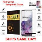 For Samsung Galaxy S20 S20 PLUS S20 Ultra Tempered Glass Screen Protector Clear