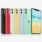 Apple iPhone 11 GSM Factory Unlocked Excellent 64GB Smartphone A+