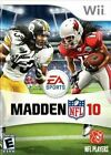Madden 10 - Nintendo Wii Game Authentic