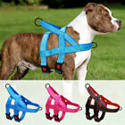 No Pull Front Leading Pet Dog Vest Harness with Handle Reflective Boxer Pitbull