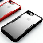 For iPhone 7 8 Plus SE 2020 Mosafe Military Grade Clear Shockproof Case Cover