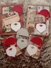 Santa Claus Dies Christmas Metal Cutting Dies New Card Making Scrapbooking Craft