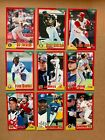 BASEBALL CARD COMPLETE SETS, 22 Different, 1991-2004 PICK FROM LIST $4.99- $9.99