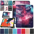 For iPad Air 4 10.9 2020 TPU Leather Smart Case Stand Cover W/ Pencil Holder New