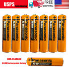 Panasonic HHR-65AAABU NI-MH 630mAh AAA Rechargeable Battery for Cordless Phones