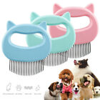 Pet Hair Grooming Comb Flea Brush Puppy Handhold Cat Dog Bath Cleaning Supply