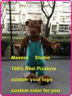 Bear Mascot Costume Cosplay Party Game Dress Outfit Advertising Halloween Hot